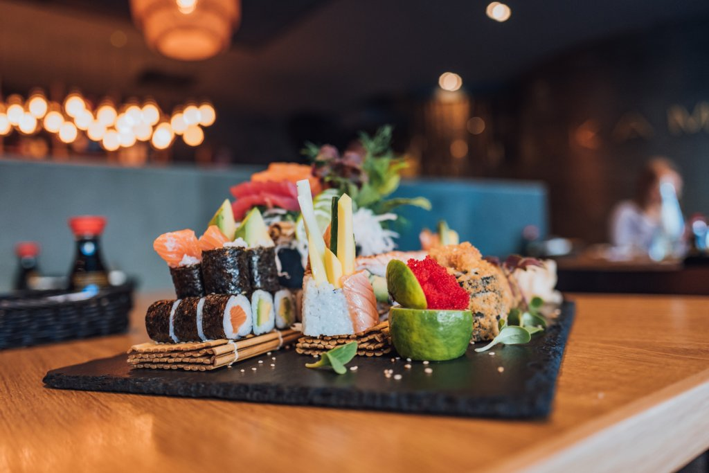 Wir lieben Sushi! – ©Nakama