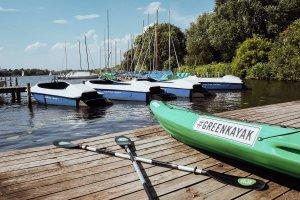 Bei Green Kayak könnt ihr kostenlos fahren und dabei noch etwas Gutes tun!