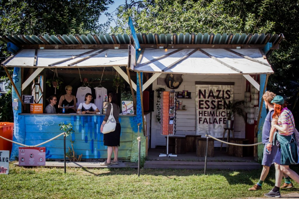 Geheimtipp Hamburg Kunst & Kultur Festival Ms Artville Kerstin Gross 3 – ©Kerstin Gross