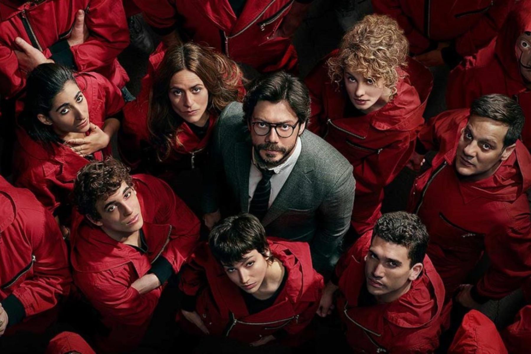 Geheimtipp Hamburg Serien September Empfehlungen Tipps Hausdesgeldes Netflix – ©Netflix