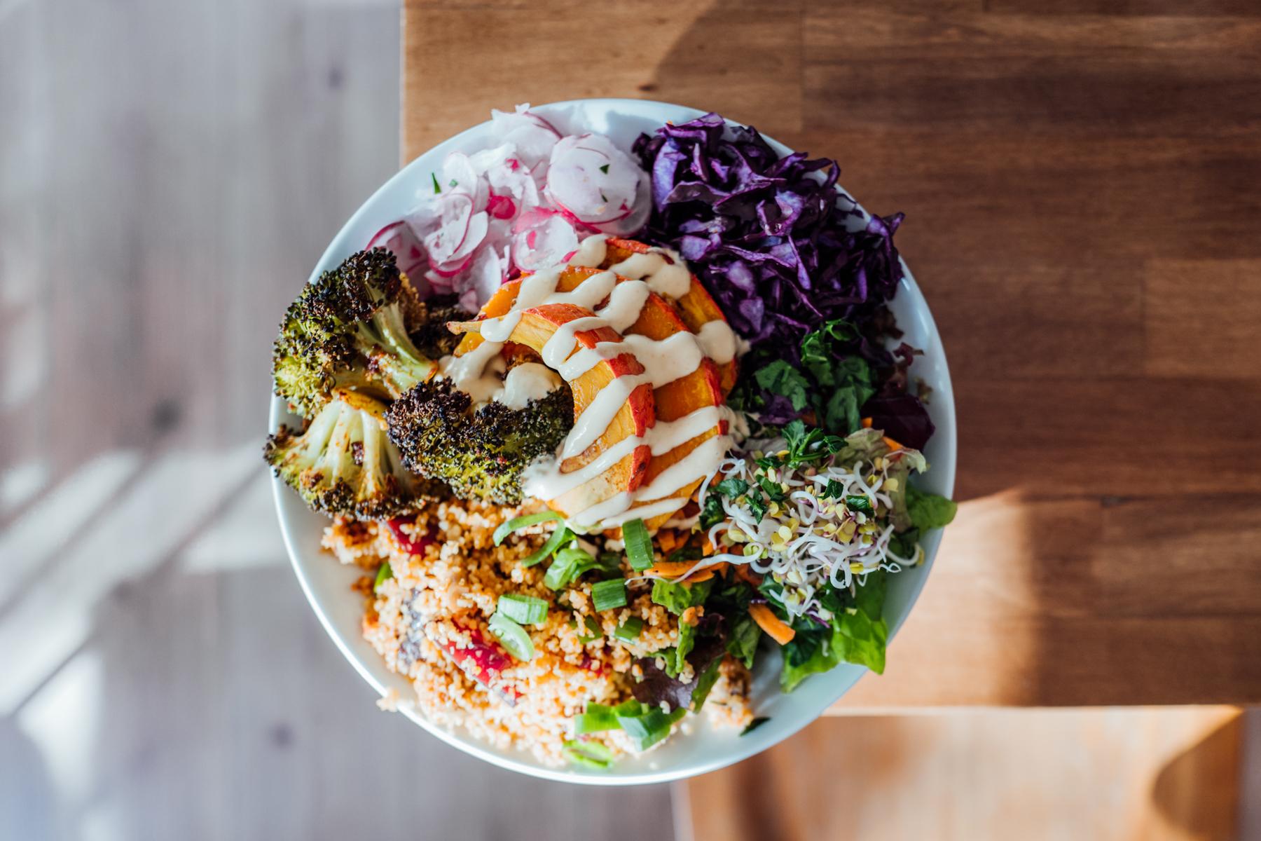 Die Bowls von Happenpappen sind komplett vegan! – ©Lisa Knauer