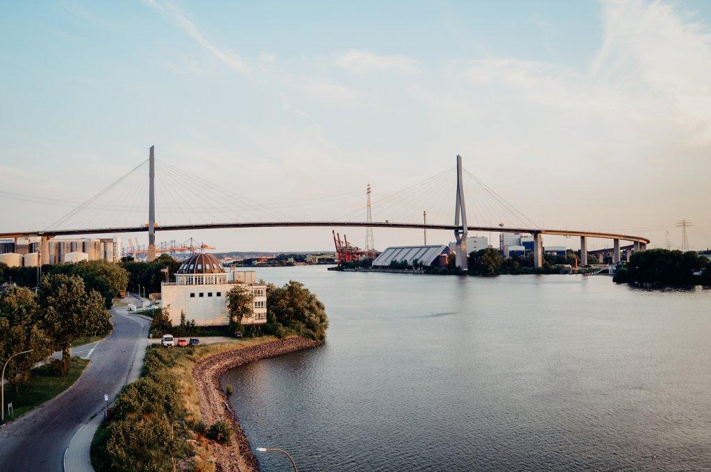Geheimtipp Hamburg Stadt & Leute Lieblingsplätze Hamburg Von Oben Ausblick 5
