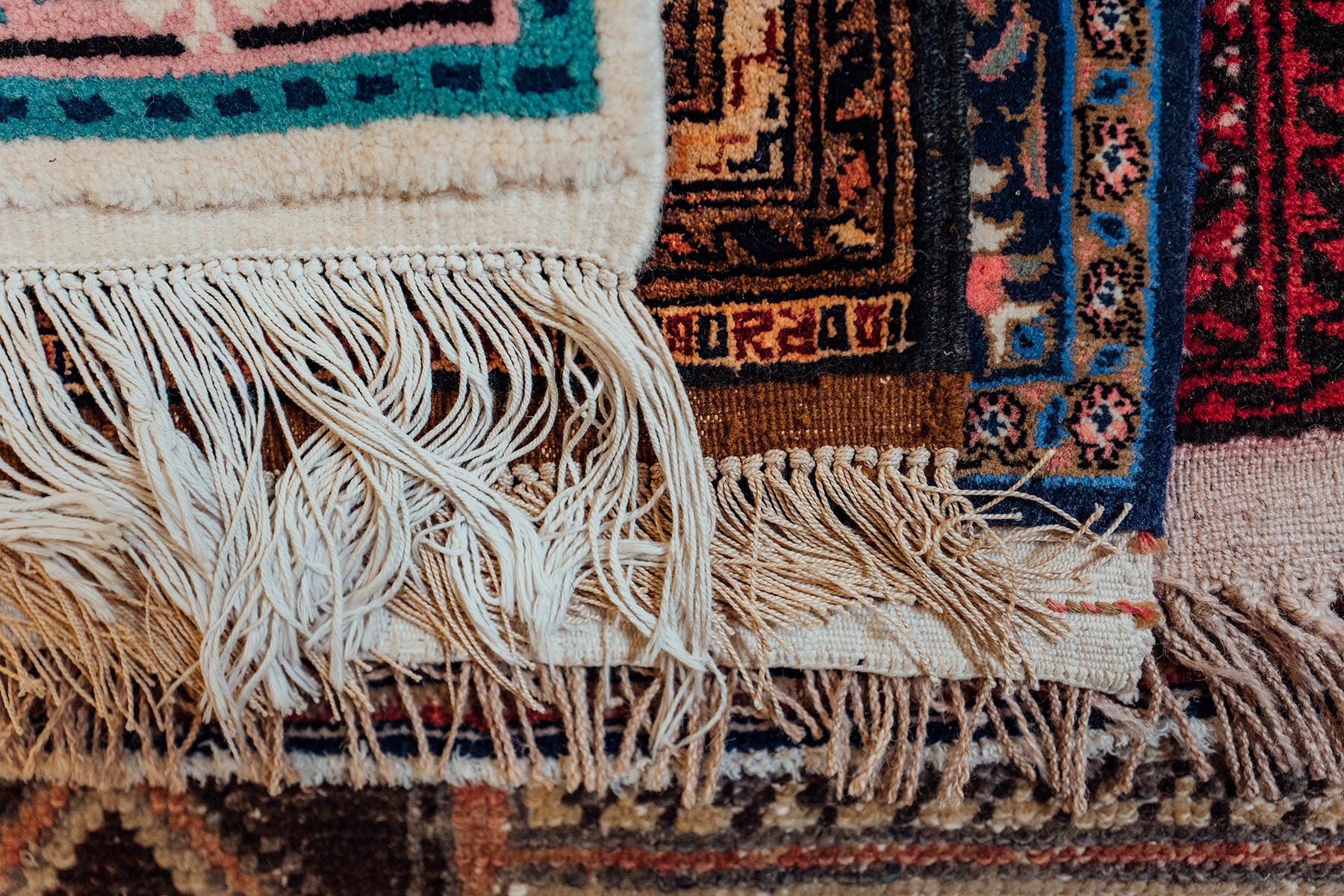Kommt mit On The Rugs auf den Teppich.