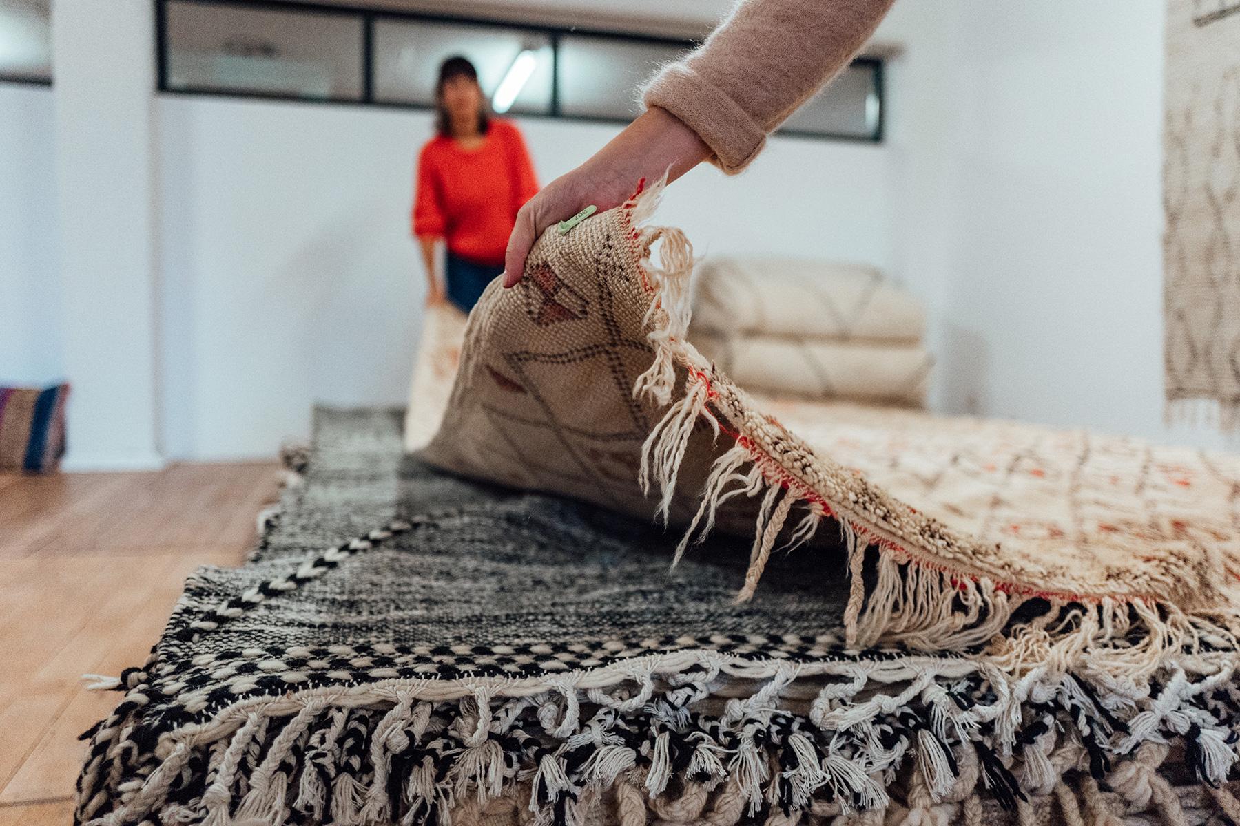 Ganz große Teppich Liebe!