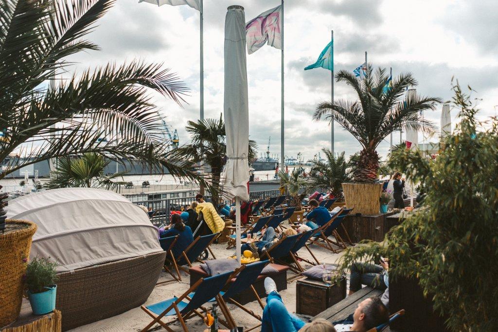 Geheimtipp Hamburg Essen & Trinken Beachclub Hamburg Delmar 3