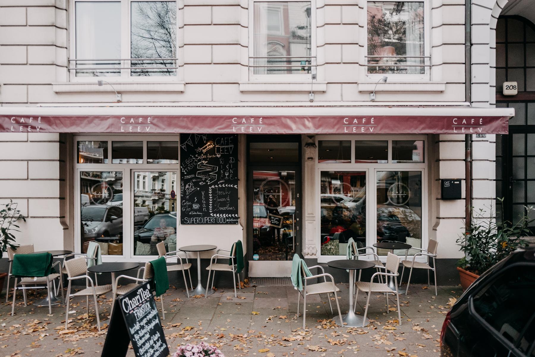 Geheimtipp Hamburg Essen & Trinken Cafe Eppendorf Cafe Leev Dahlina Sophie Kock 3