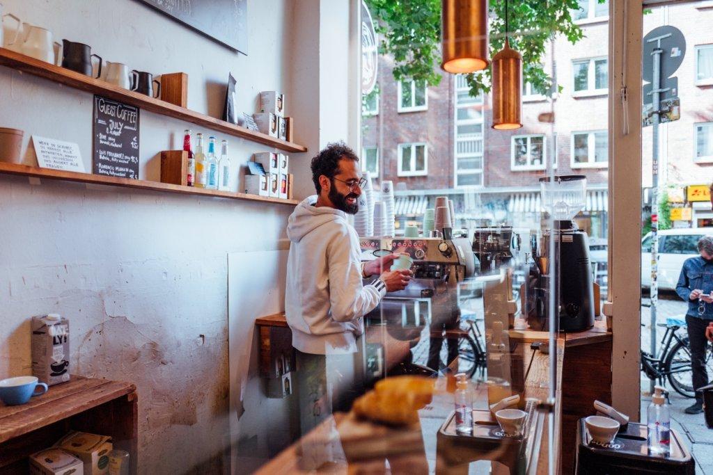 Geheimtipp Hamburg Essen & Trinken Cafés In Hamburg Codos Sternschanze 1