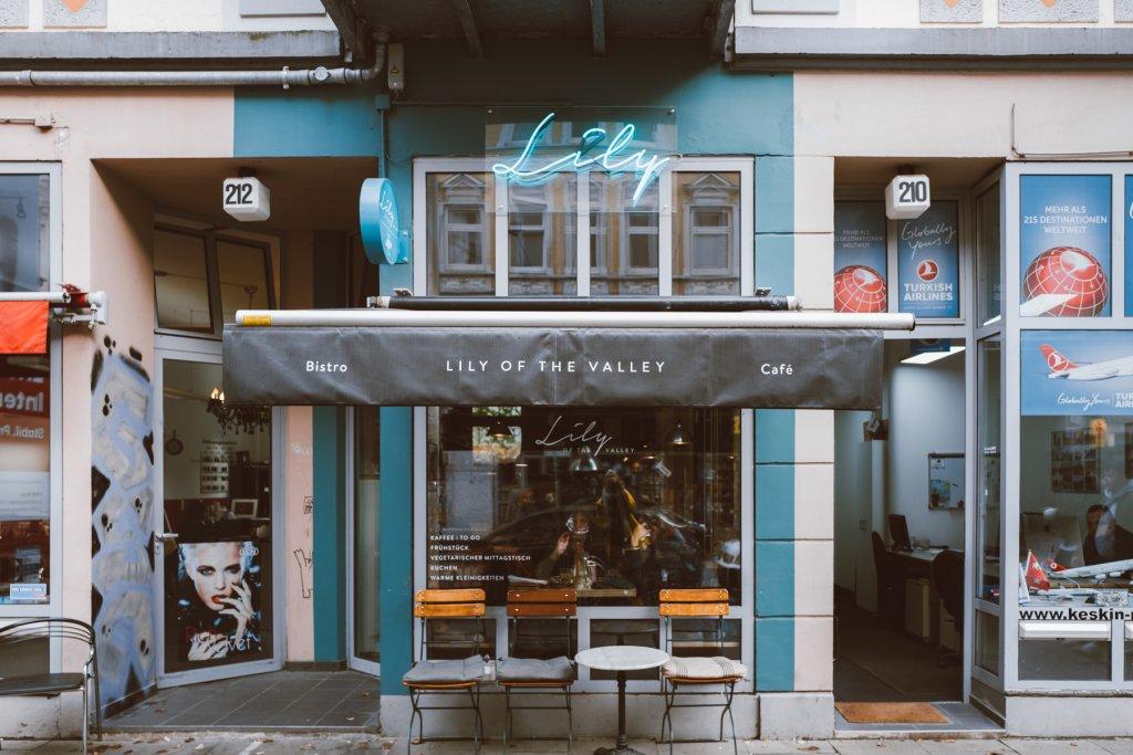 Geheimtipp Hamburg Essen & Trinken Frühstück Außergewöhnlich Lily Of The Valley 2