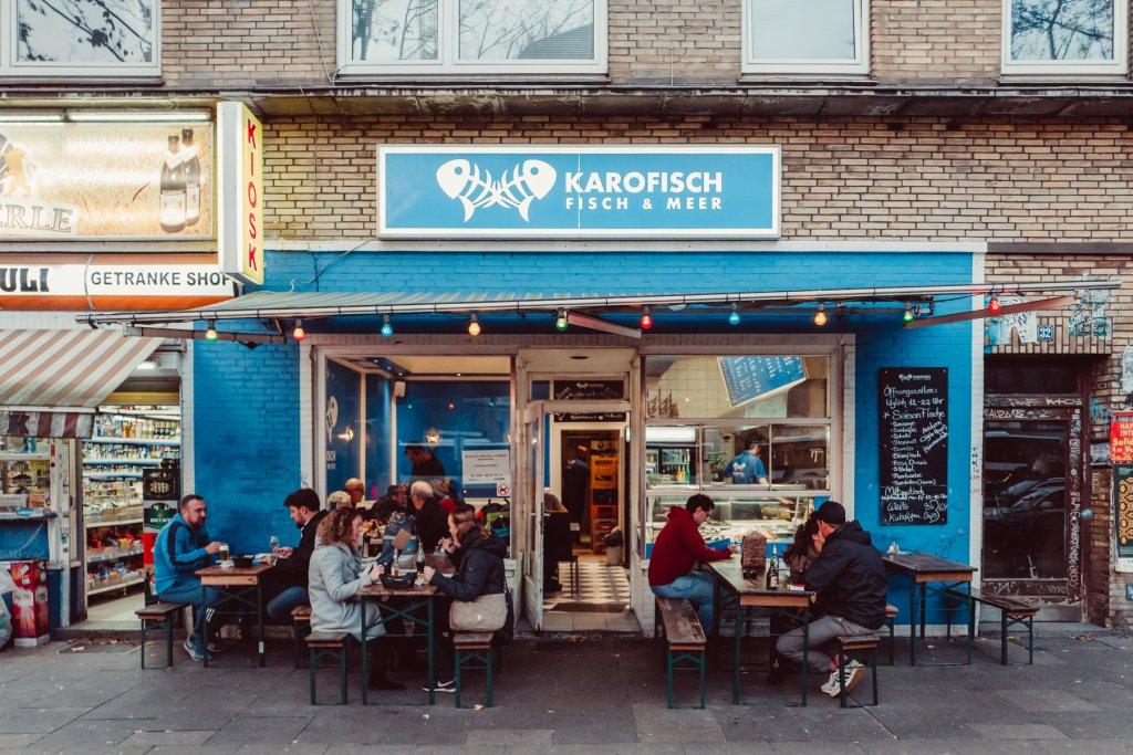 Geheimtipp Hamburg Fisch Guide Karofisch St Pauli 11