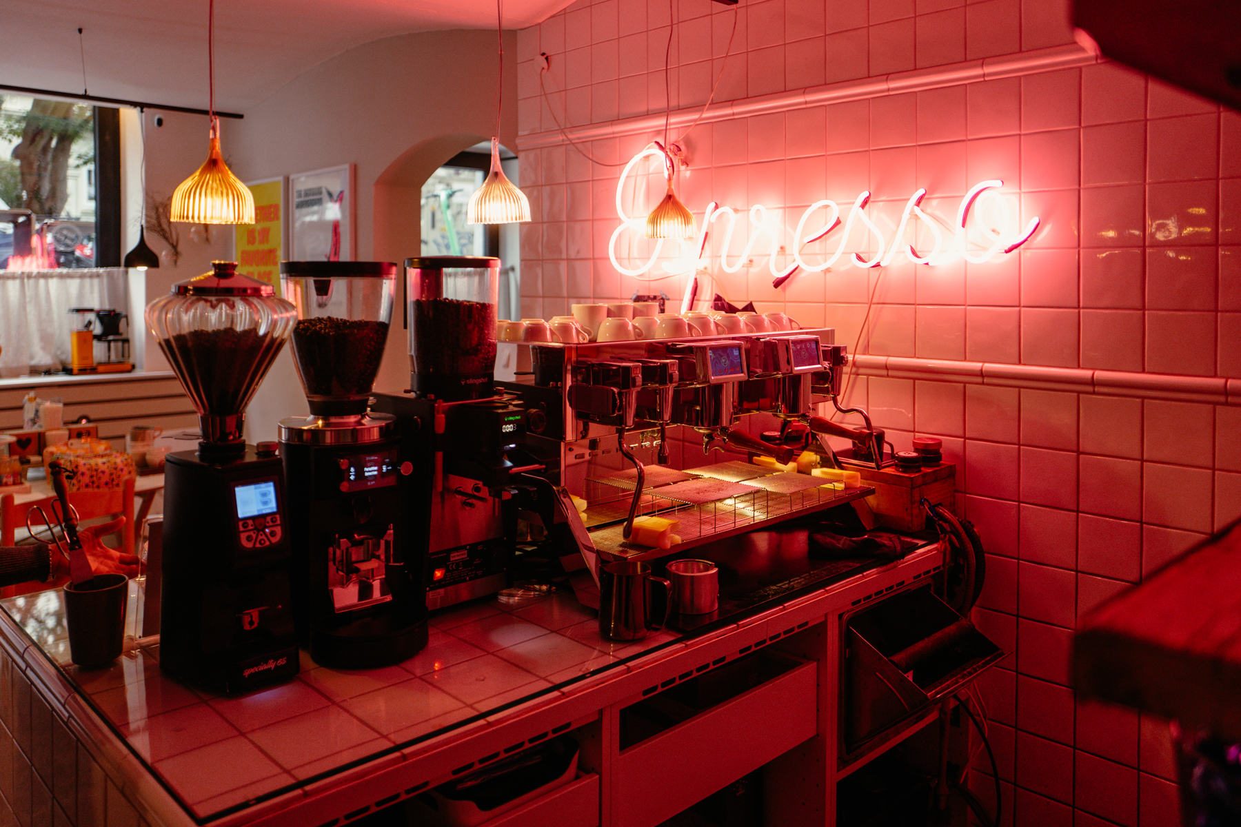 Geheimtipp Hamburg Grindelviertel Café Benvenuto Espresso Dahlina Sophie Kock 23