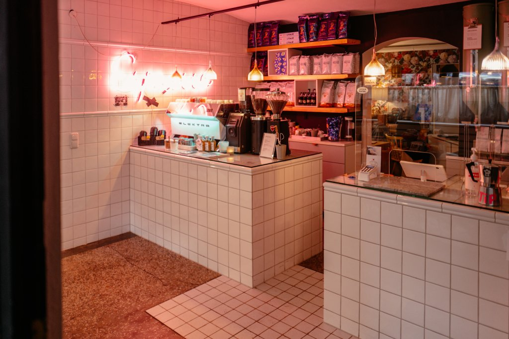 Geheimtipp Hamburg Grindelviertel Café Benvenuto Espresso Dahlina Sophie Kock 32