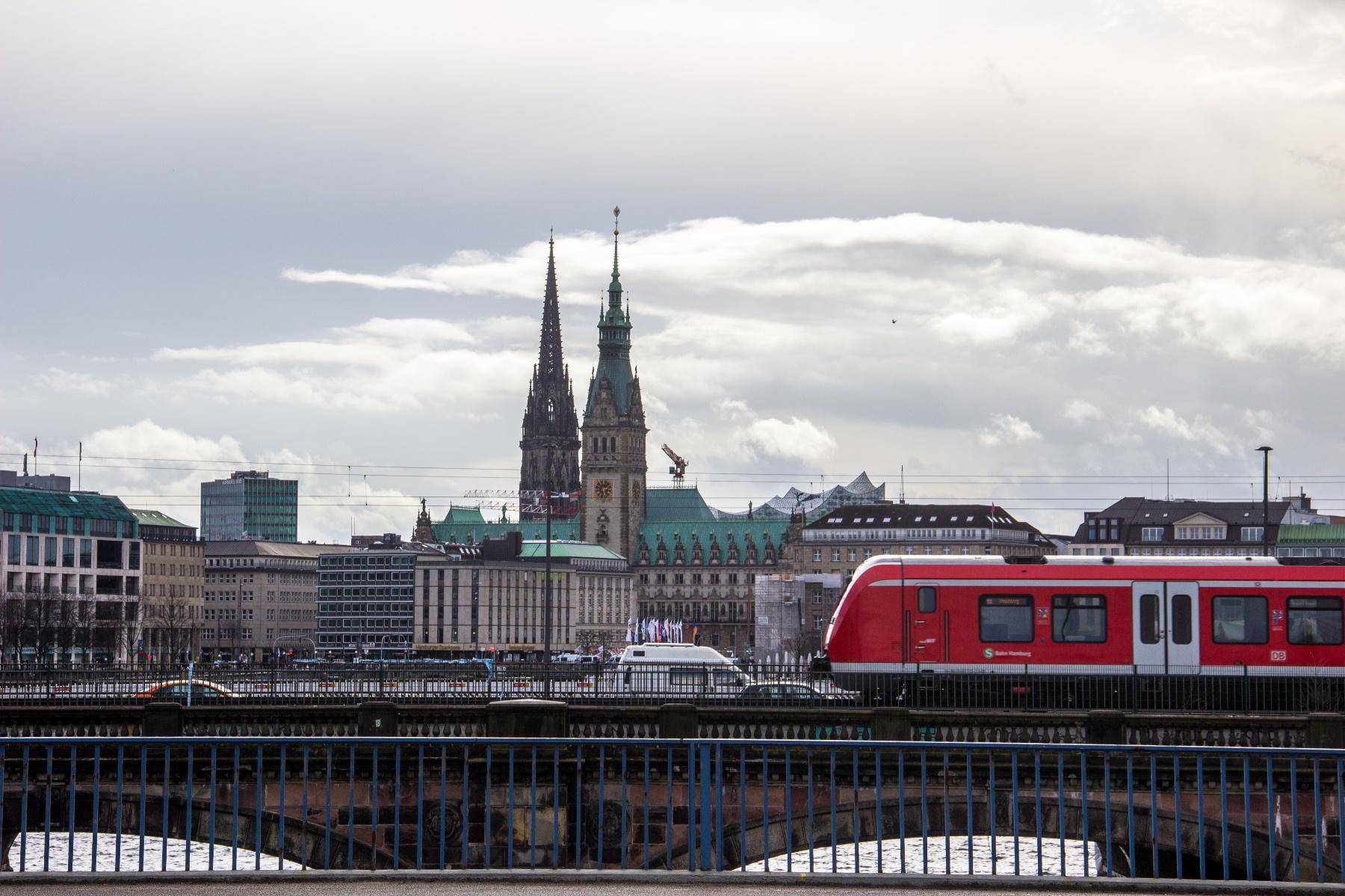 Geheimtipp Hamburg Its Weltkongress Hamburg Alster Unsplash 12 – ©Unsplash