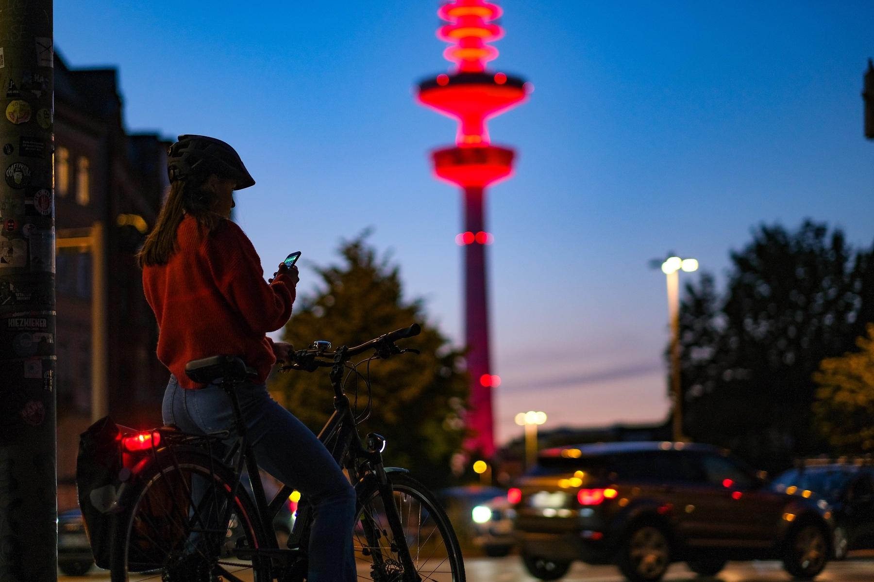 Geheimtipp Hamburg Its Weltkongress Hamburg Bike Unsplash 09 – ©Unsplash