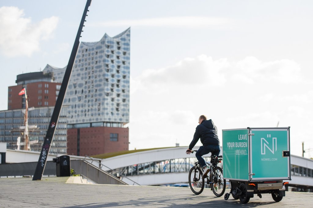 Geheimtipp Hamburg Its Weltkongress Hamburg Etrailer Fahrrad 05 – ©Stadt Hamburg