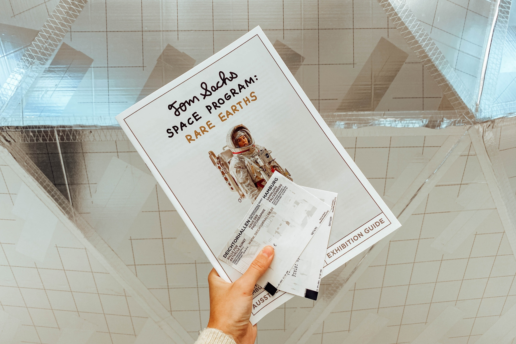Geheimtipp Hamburg Kunst & Kultur Ausstellung Tom Sachs Space Program Lilli Sprung Sophie Stögmüller 14