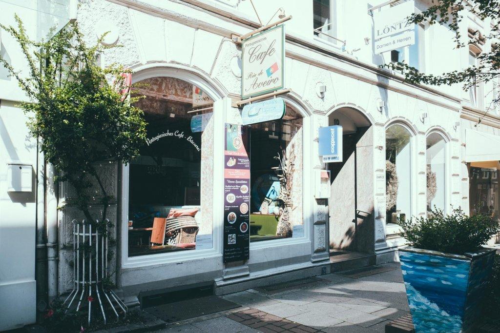 Geheimtipp Hamburg Stadt & Leute Lieblingsplätze Harburg Stadtteil Special Café Ria De Aveiro Cristina Lopez 3