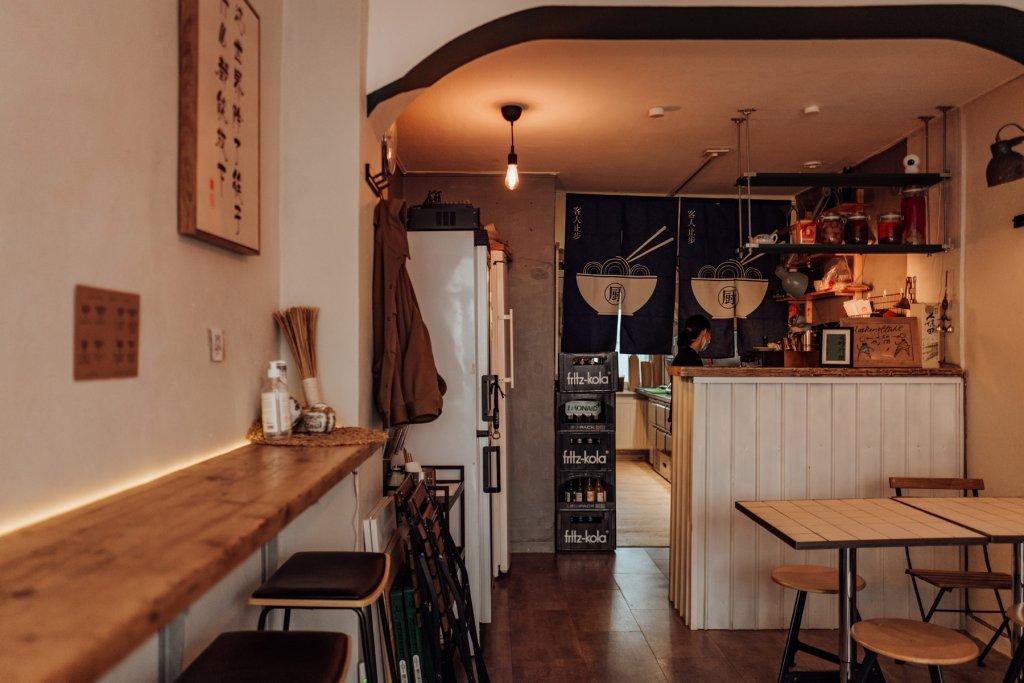 Geheimtipp Hamburg Essen & Trinken Restaurant St Pauli Hui Cookshop Lilli Sprung 55