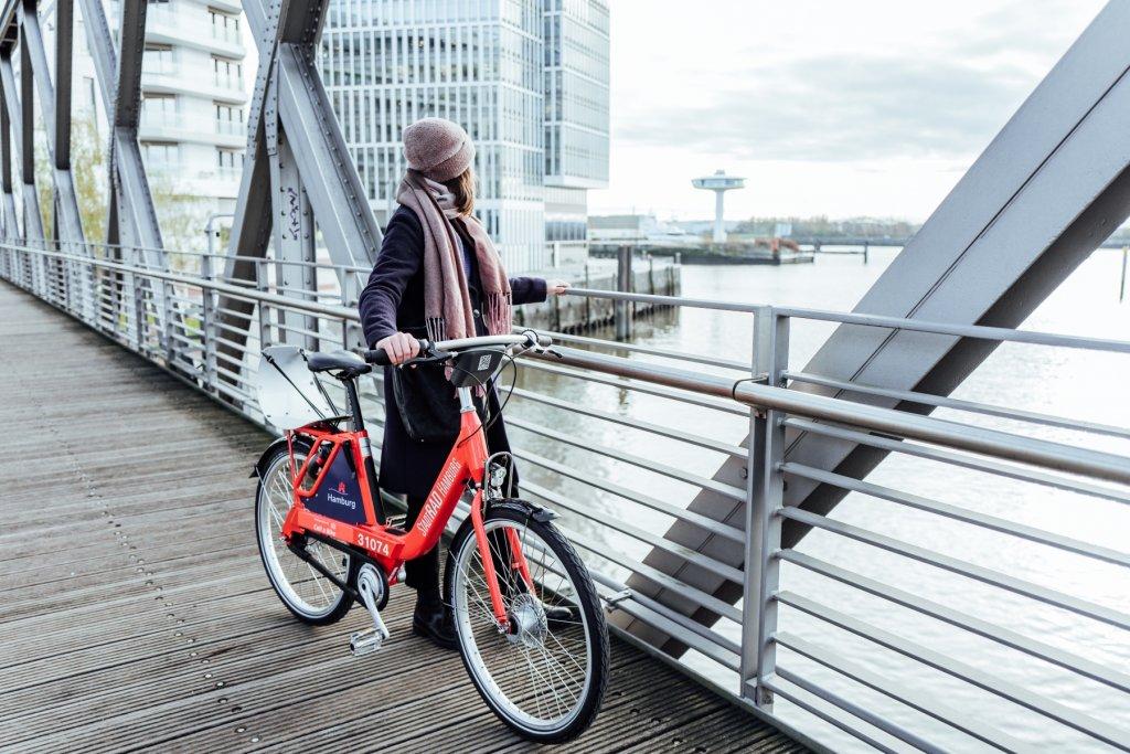 Geheimtipp Hamburg Fahrrad Stadtrad Fahren Radeln